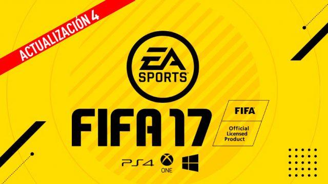 FIFA-17-ACTUALIZACION 4