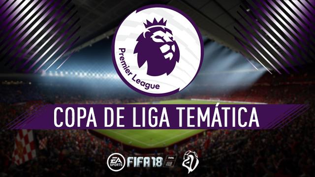 Copa Liga Tematica FA CUP