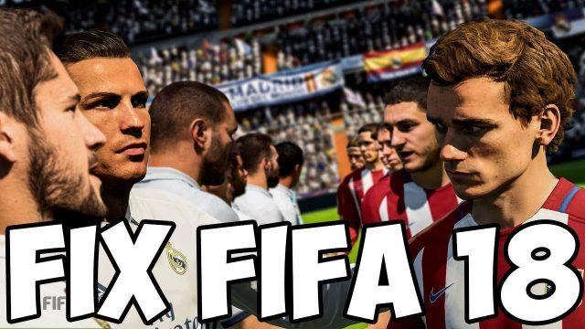 FIX FIFA18